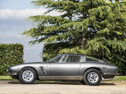 Italian Passion, American Muscle: 1965 – 1974 Iso Grifo