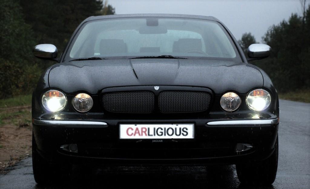 2007 Jaguar XJ8 Sedan