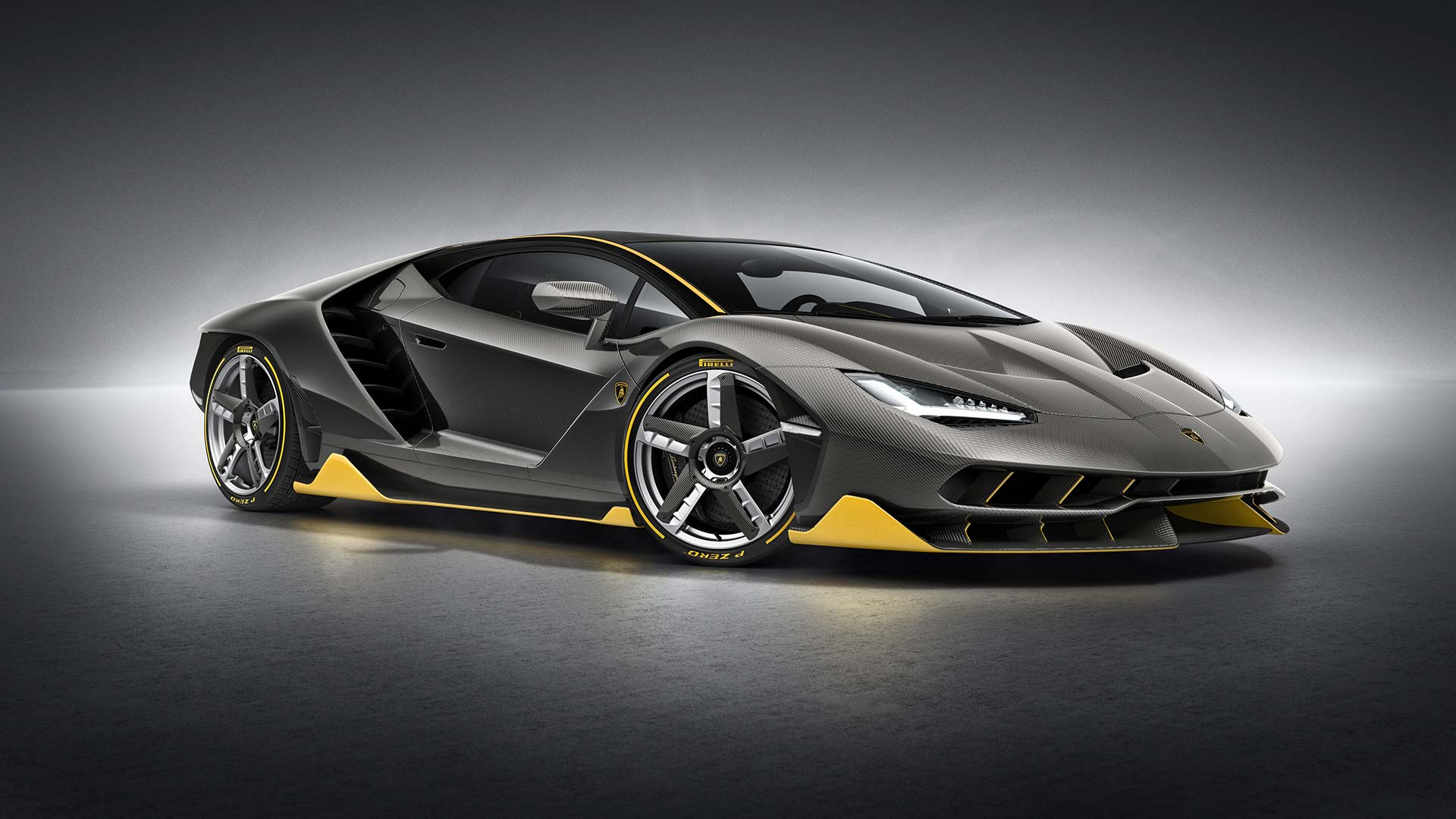 the lamborghini centenario is sensational no bull