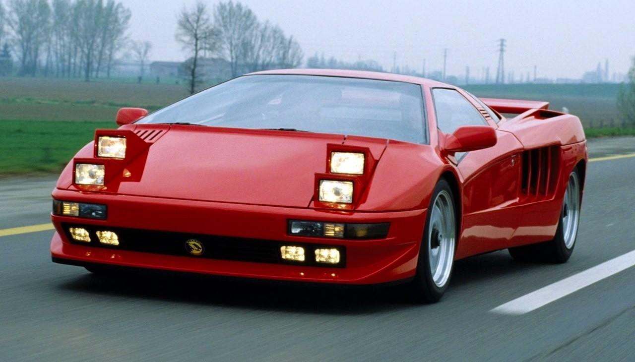 1990-1994 CIZETA V16T ...