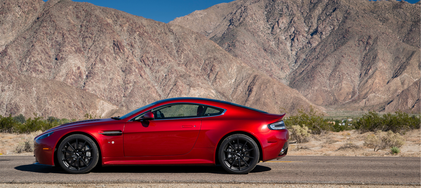 The End Of An Era Aston Martin V Vantage S Carligious - Aston martin vantage v12