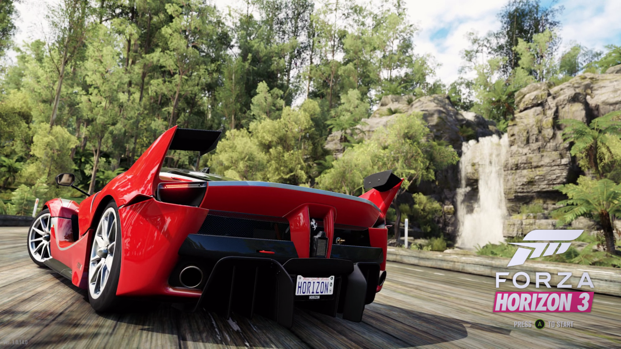 Game Review: Forza Horizon 3: Living in a land down under ...