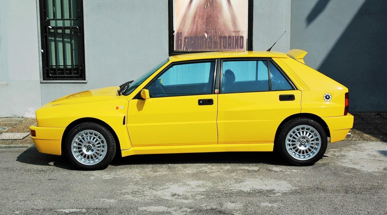 Lancia delta hf series carligious delta hf series younger readers may not be aware of its significance without it and its enduring popularity we might not have the all wheel drive vanachro Choice Image