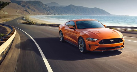 2018 Ford Mustang facelift: Love it or hate it.