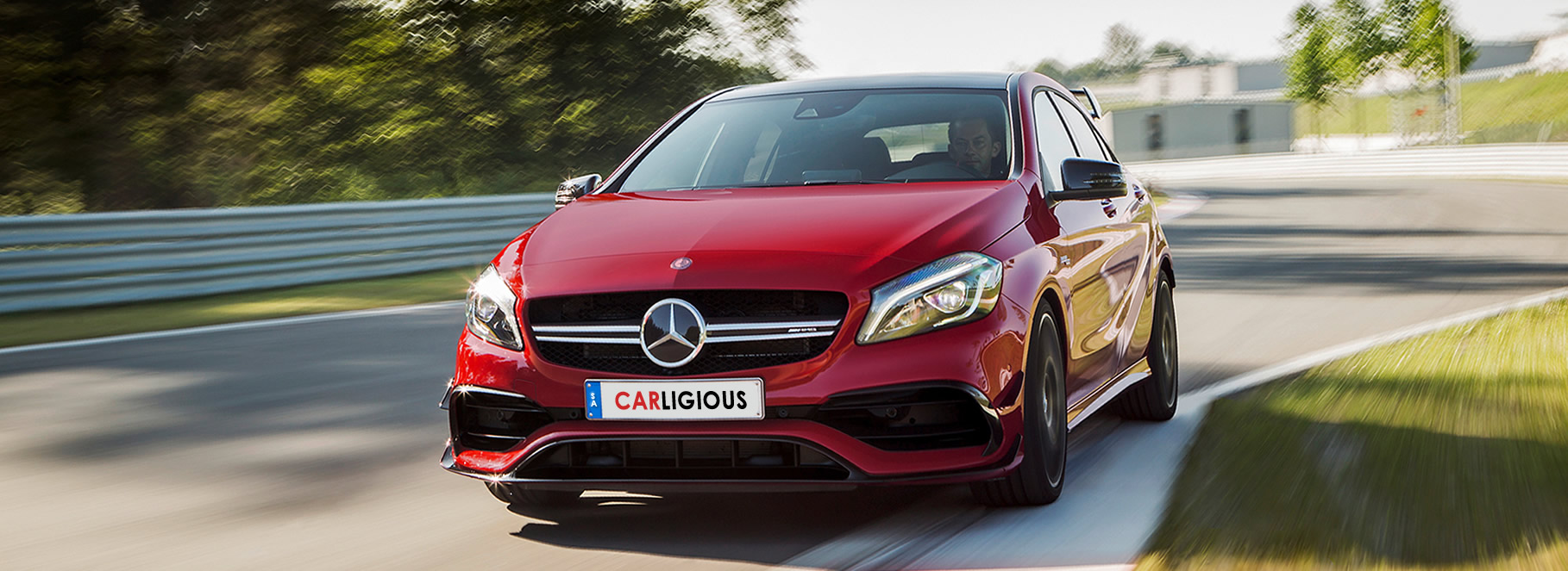 2013-2015 Mercedes-Benz A45 AMG Auto 4MATIC