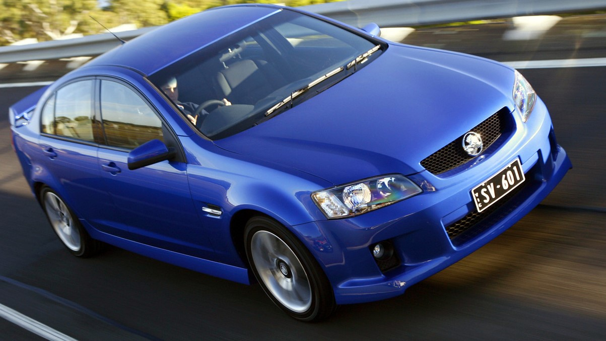 2006-2008 Holden VE Commodore SV6