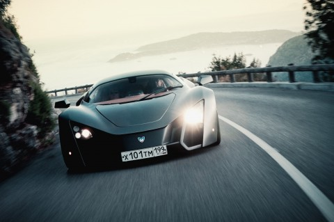 Marussia B2: From Russia with Love