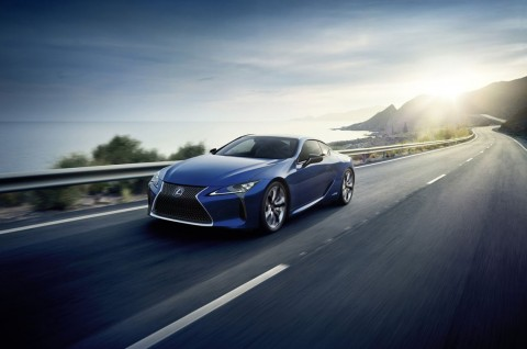 2017 Lexus LC500: Holy Hotrod Batman