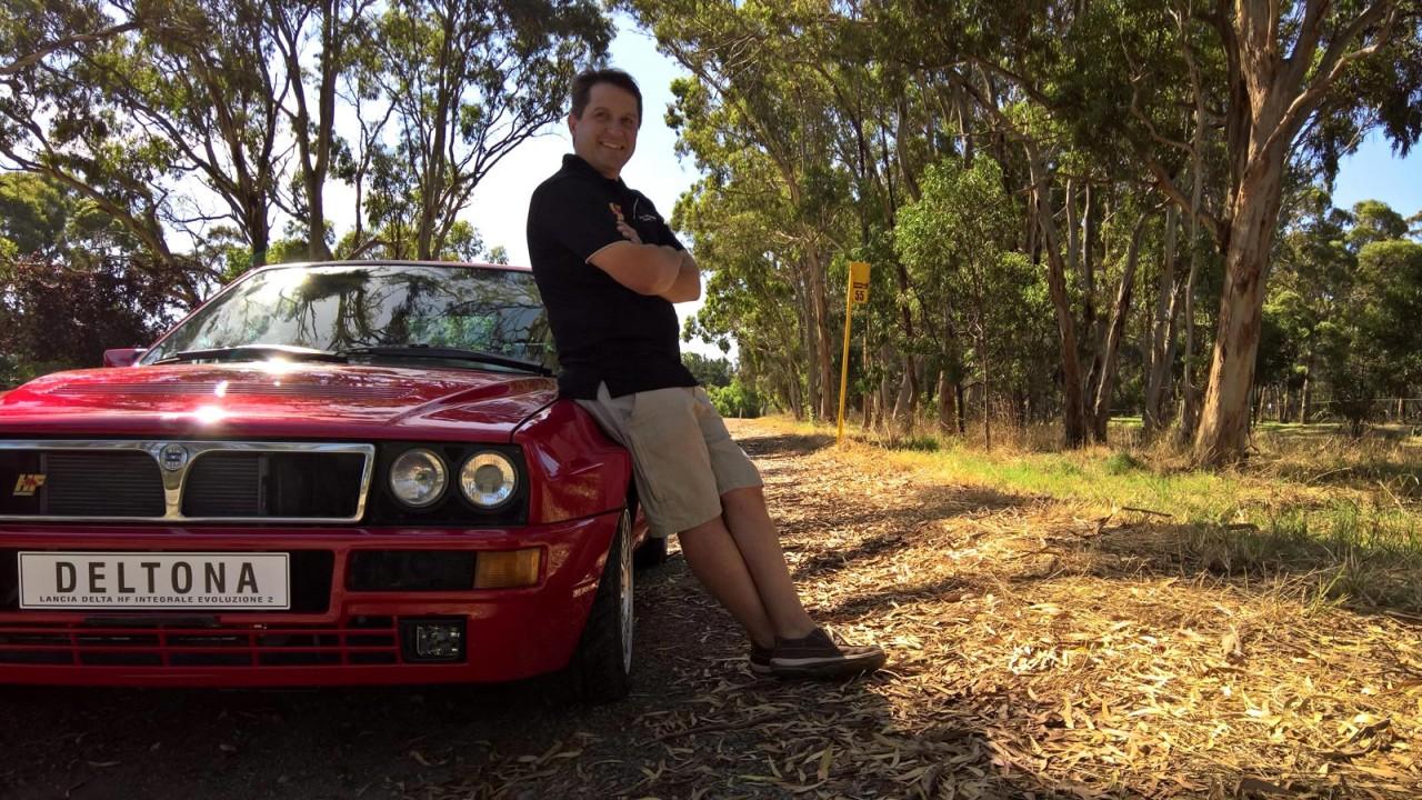 Roger Buratto\'s Lancia Delta HF Integrale Evo II: A lifelong love ...