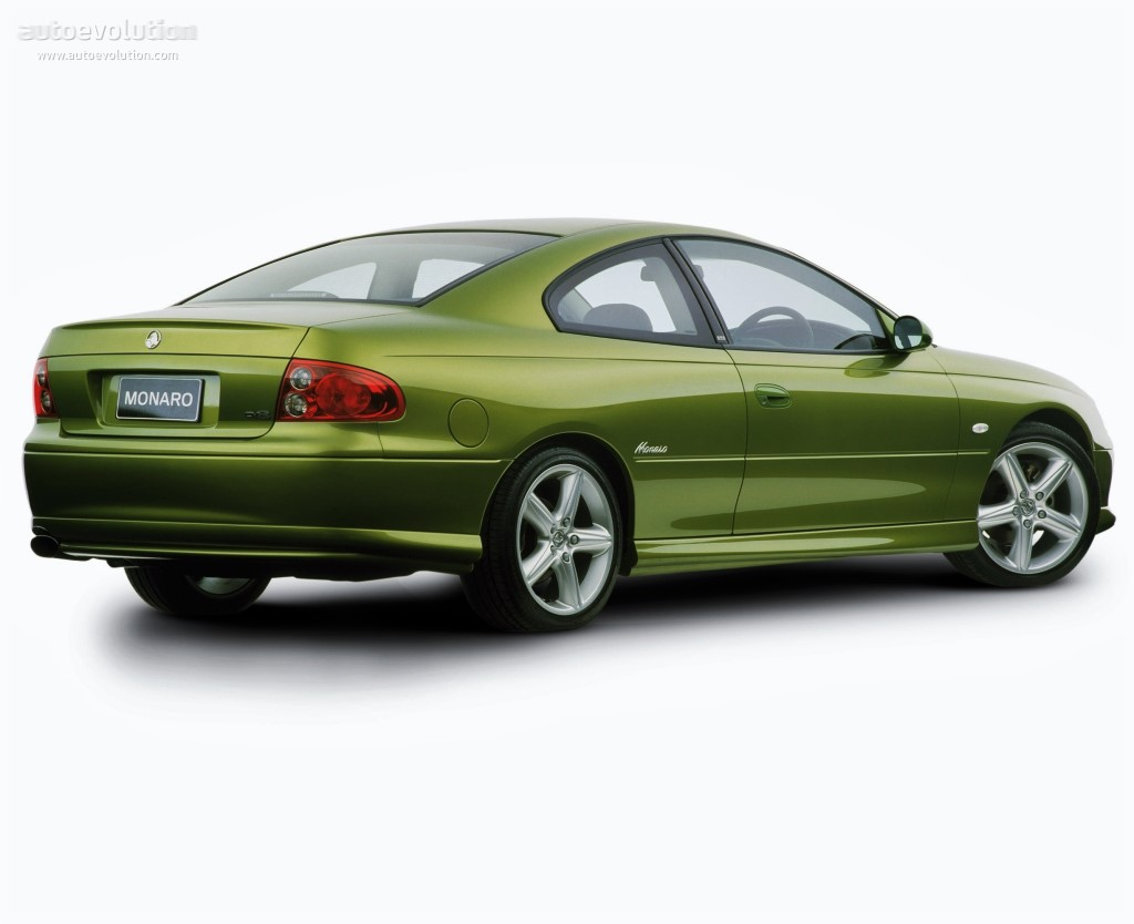 2001 2005 holden monaro cv8 carligious interestingly the holden coupe concept was devoid of any badges the public had named the car and the name stuck vanachro Image collections
