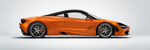 Mighty McLaren 720S: 0-200km/h in 7.8 seconds!
