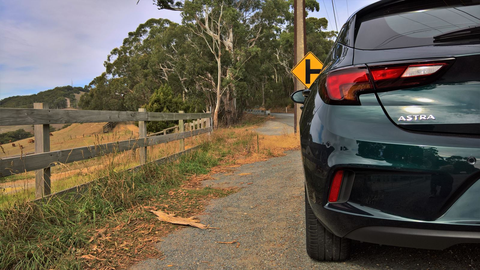 We test drive the 2017 Holden Astra Hatch: too much for Nana