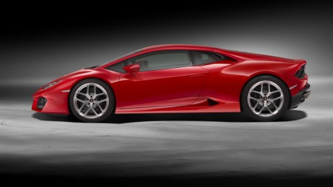 New Lamborghini Huracan. The Italian stunner is now more fun.
